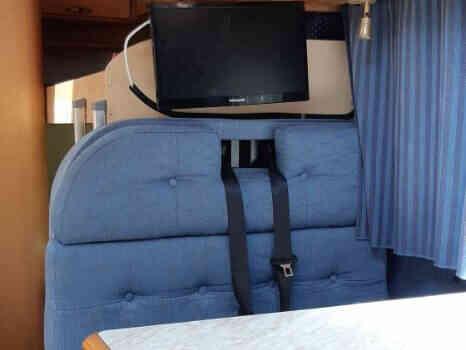 camping-car  MC LOUIS  431  intérieur / autre couchage