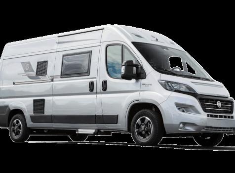 camping-car RANGER R 600  extérieur / latéral gauche