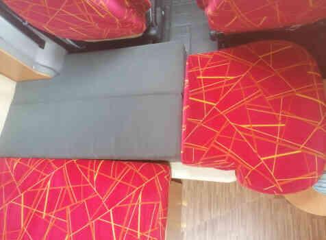 camping-car BURSTNER NEXXO T 687  intérieur / autre couchage