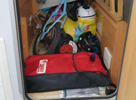 camping-car TEC FREETEC