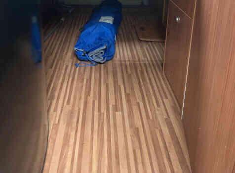 camping-car ADRIA TWIN SL   intérieur