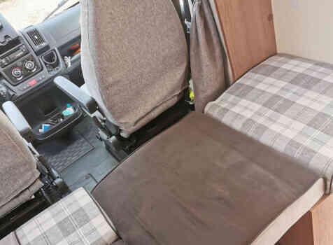 camping-car MC LOUIS MC 2-77   intérieur / autre couchage