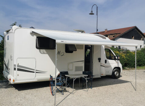 camping-car MC LOUIS MC 2-77   extérieur / latéral gauche