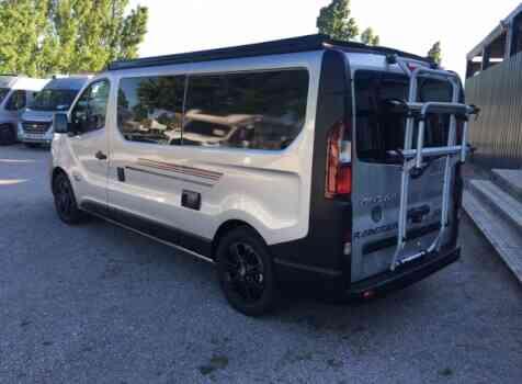 camping-car TALENTO RANDGER 535  extérieur / latéral gauche