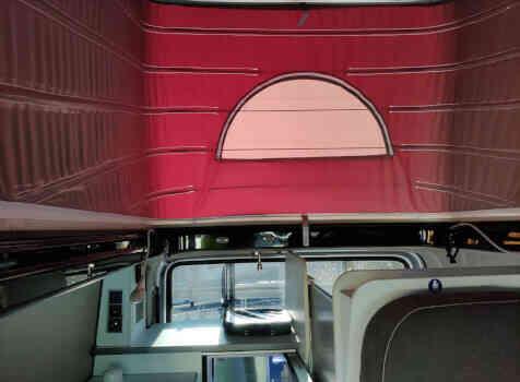 camping-car TALENTO RANDGER 535  intérieur / autre couchage