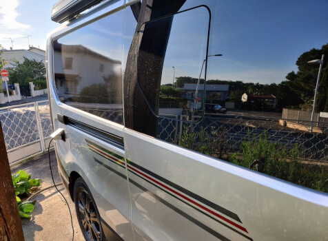 camping-car TALENTO RANDGER 535