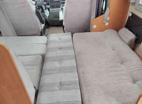 camping-car  RIVIERA 65 P  intérieur / autre couchage