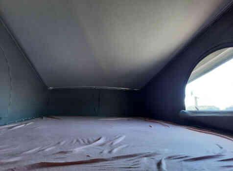 camping-car POSSL 2 WIN PLUS  intérieur / autre couchage