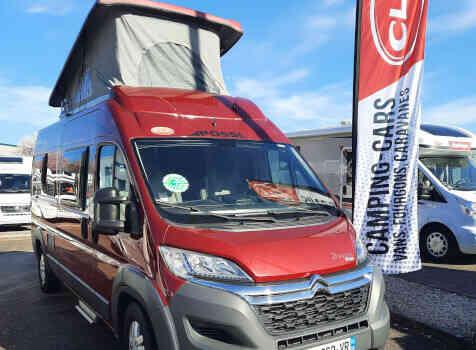 camping-car POSSL 2 WIN PLUS  extérieur / face avant