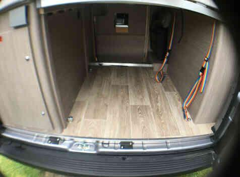 camping-car POSSL 2 WIN PLUS  extérieur / arrière