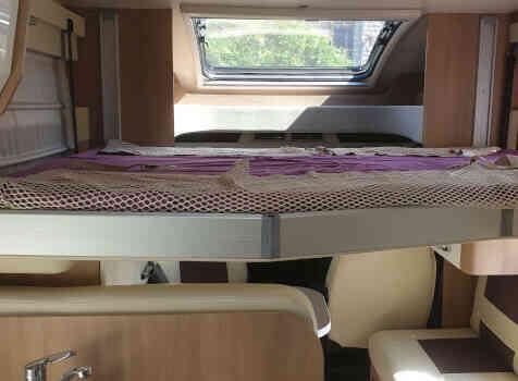 camping-car ROLLER TEAM KRONOS  intérieur / autre couchage
