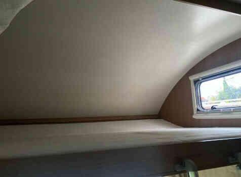 camping-car RIMOR SEAL 5  intérieur / autre couchage