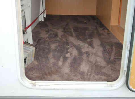 camping-car MOOVEO I 716  intérieur / autre couchage