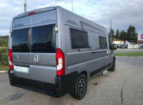 camping-car POSSL SUMMIT 600  extérieur /