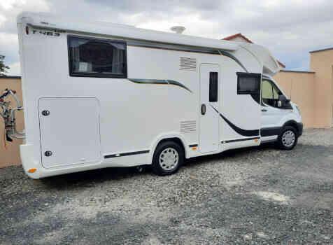 camping-car  BENIMAR TESSORO  extérieur / arrière