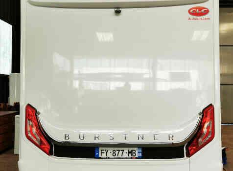 camping-car BURTSNER LYSEO PRIVILEGE TD 727 G  extérieur / arrière