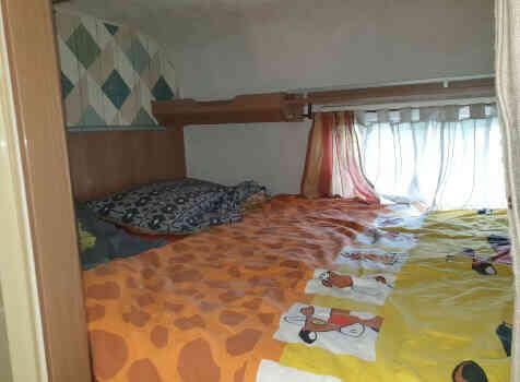 camping-car XDREAM 551  intérieur / autre couchage