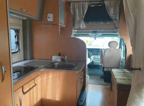 camping-car MOOVEO  intérieur / autre couchage