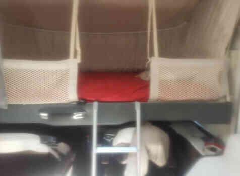 camping-car BENIMAR 967 AMPHITRYON  intérieur / autre couchage