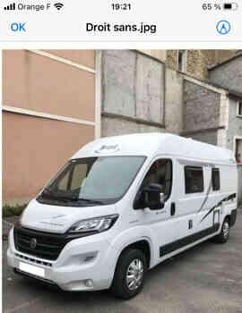 camping-car MC LOUIS MENPHIS 3 LUX EDITION  extérieur / latéral gauche