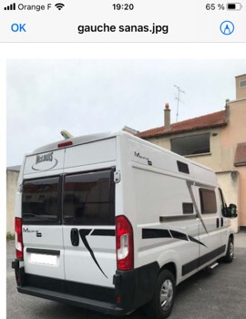 camping-car MC LOUIS MENPHIS 3 LUX EDITION  extérieur / latéral droit