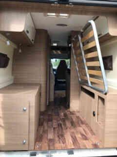 camping-car MC LOUIS MENPHIS 3 LUX EDITION  intérieur / autre couchage