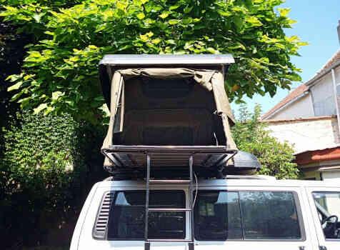 camping-car VOLKSWAGEN T4  intérieur / autre couchage