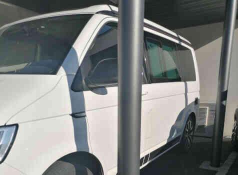 camping-car VOLSKWAGEN T6 CALIFORNIA  extérieur / latéral droit