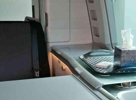 camping-car VOLSKWAGEN T6 CALIFORNIA  intérieur / salle de bain  et wc