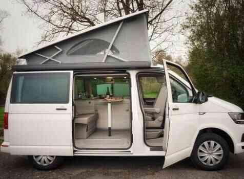camping-car VOLSKWAGEN T6 CALIFORNIA  intérieur / autre couchage