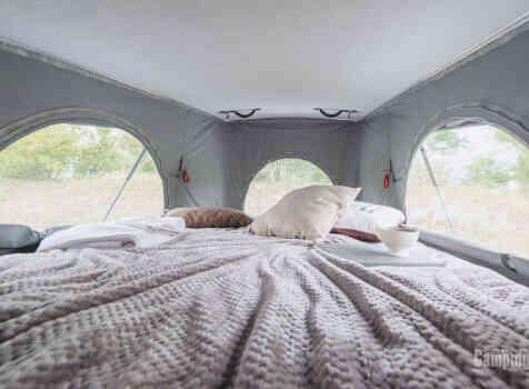 camping-car PILOTE V 600 G  intérieur / autre couchage