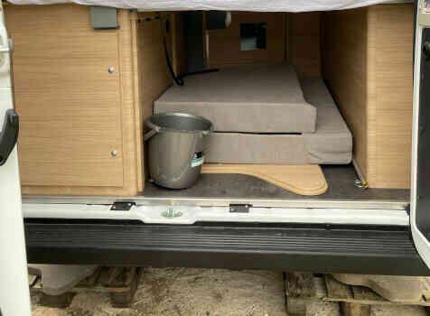 camping-car POSSL TRENTA 600   intérieur / autre couchage