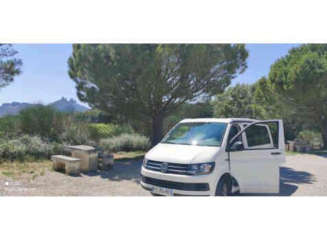 camping-car  CALIFORNIA COAST T6  extérieur / face avant