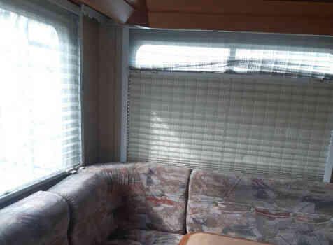 camping-car CHALLENGER FORD TRANSIT   extérieur / arrière