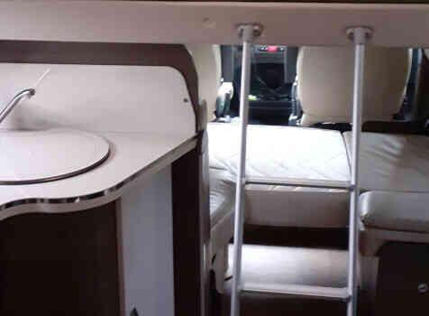 camping-car MC LOUIS MC4  intérieur / autre couchage