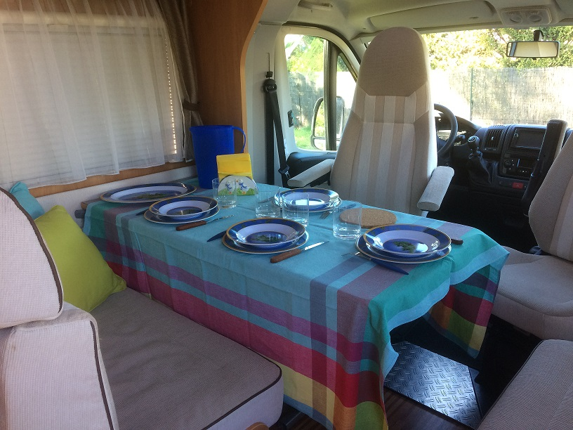 camping-car DETHLEFFS GLOBE 4 T 7151-4 LUXE