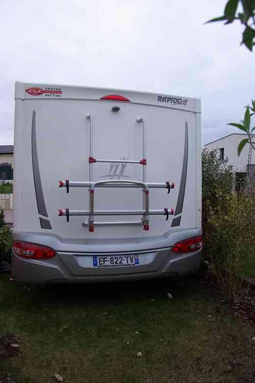 camping-car RAPIDO 665 F ALDE
