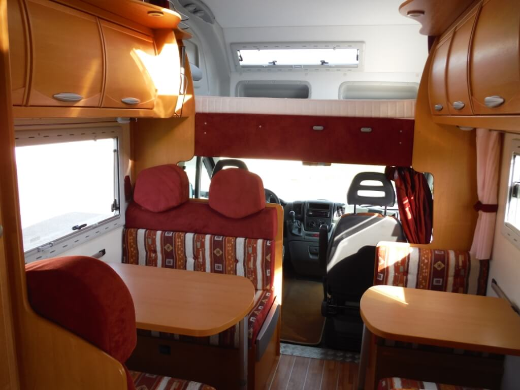 camping-car CI RIVIERA GT