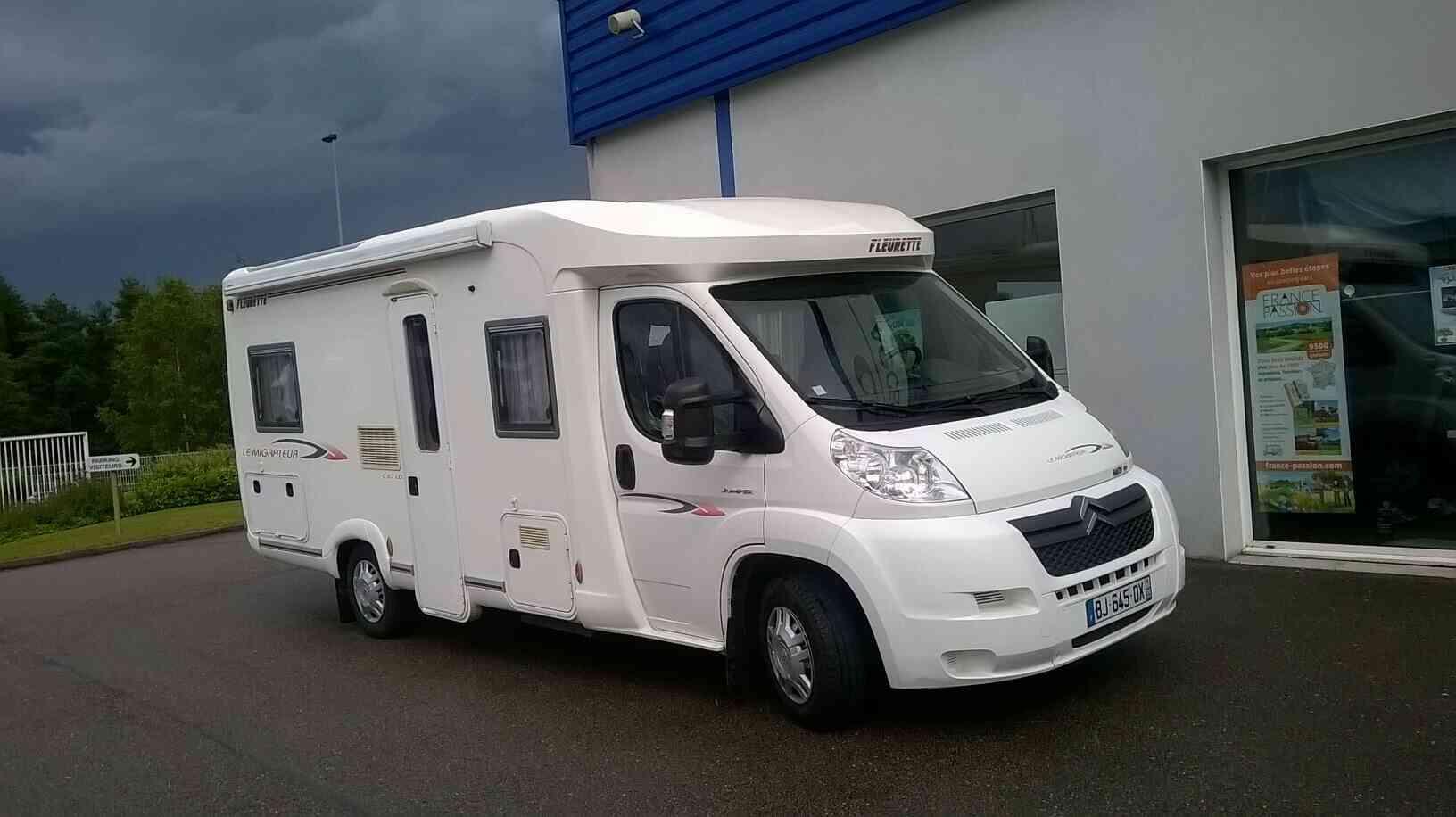 camping-car FLEURETTE C 67