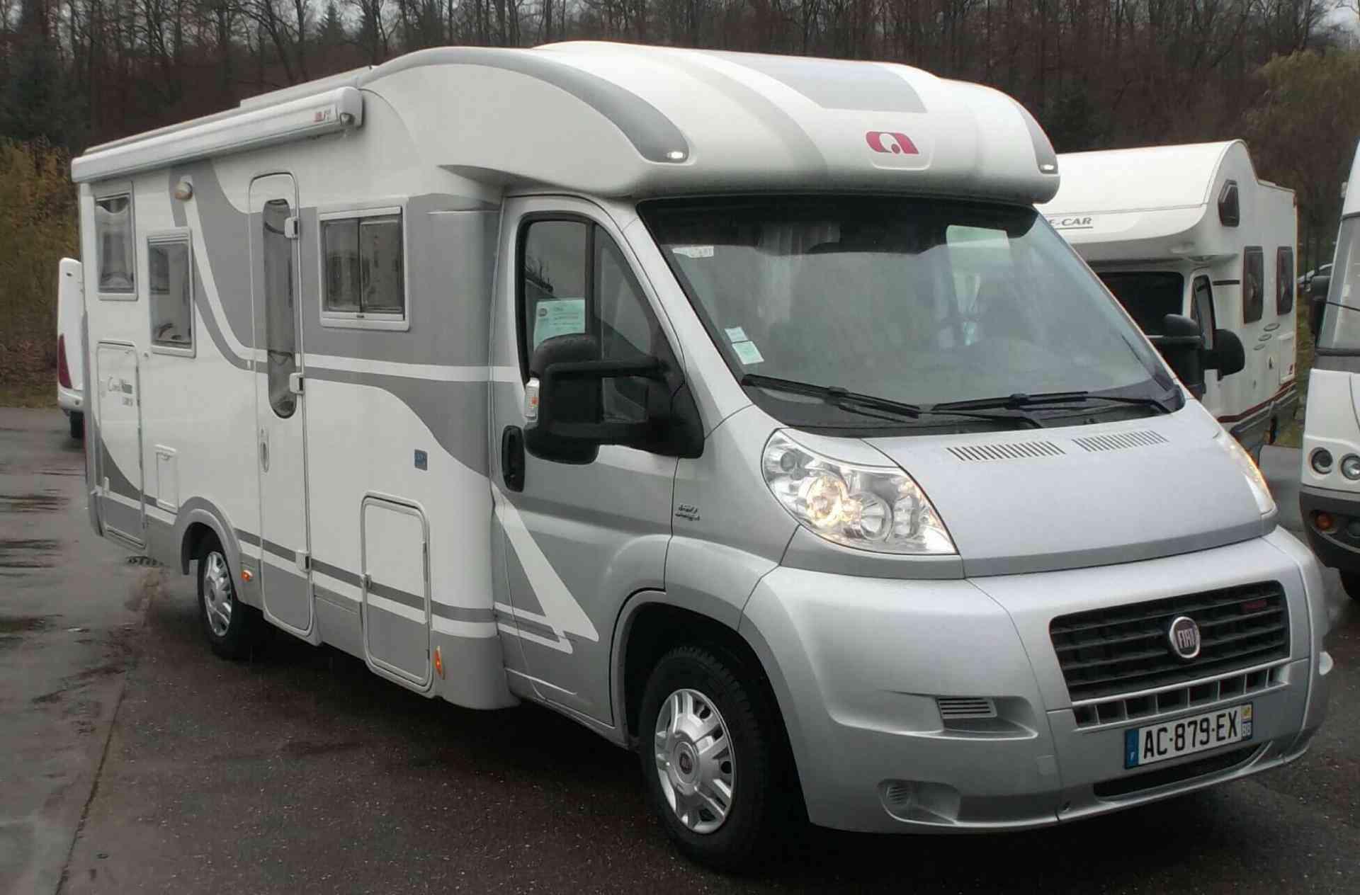 camping-car ADRIA CORAL PLATINIUM S 680 SP