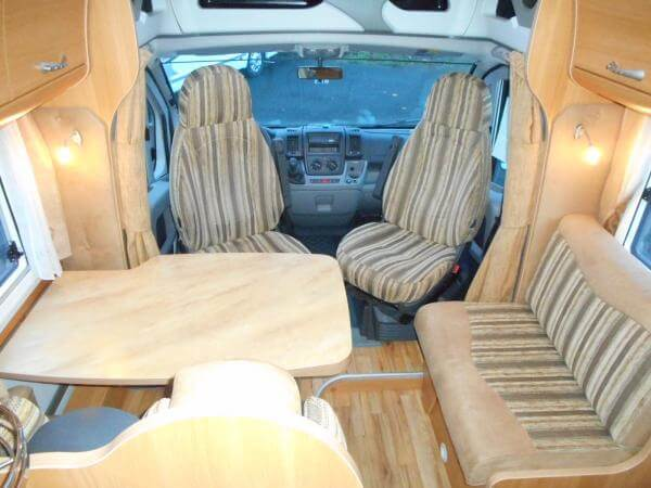 camping-car CHAUSSON ALLEGRO 94