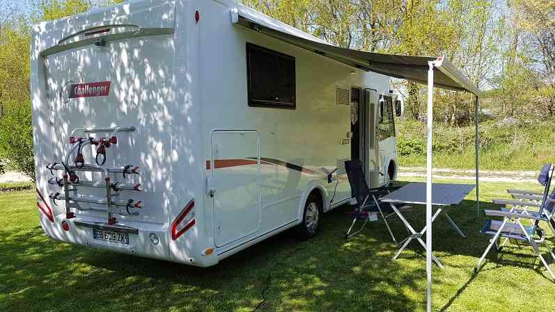 camping-car CHALLENGER SIRIUS 3088 EB