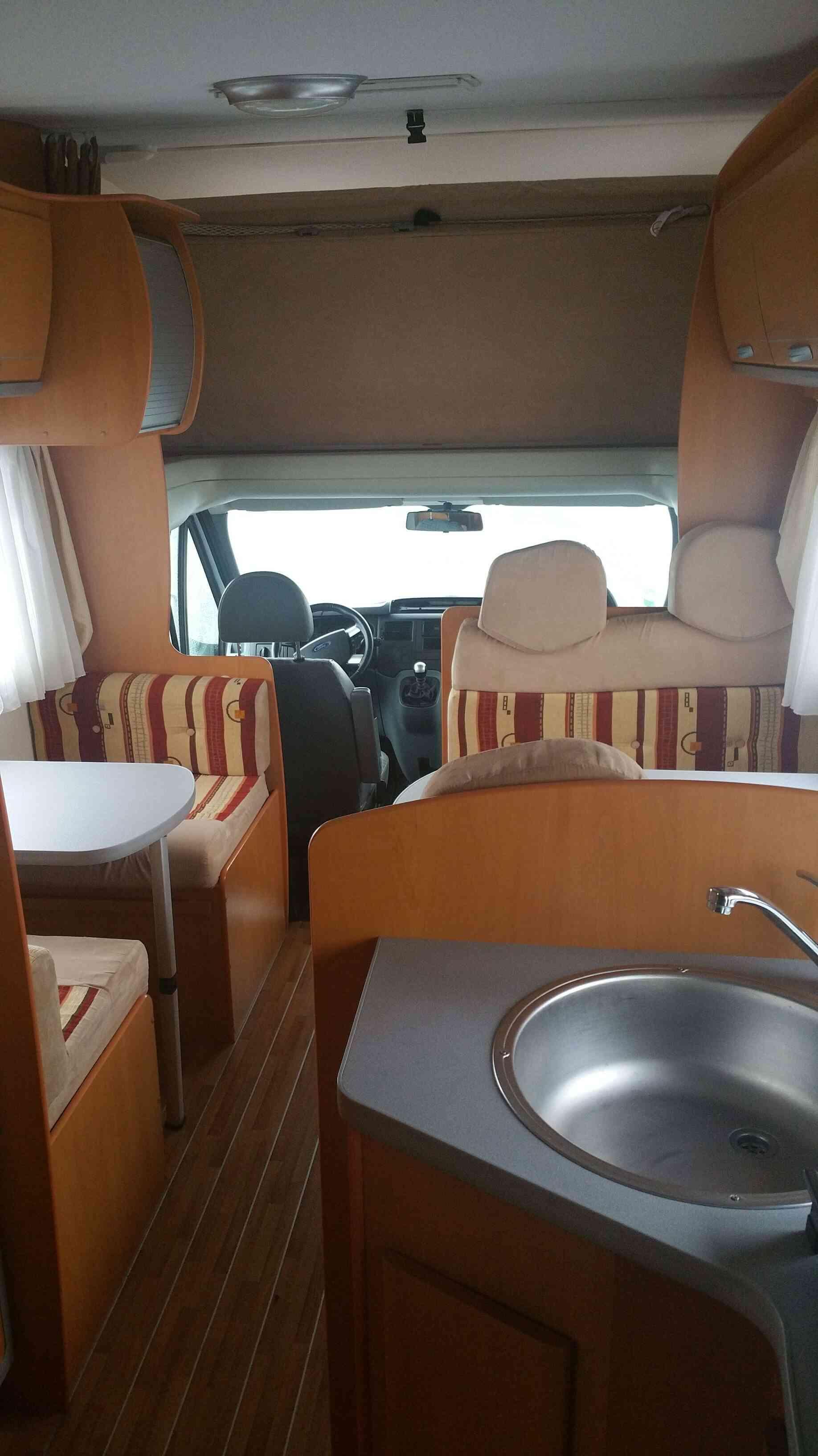 camping-car TRIGANO CI ELLIOT 40
