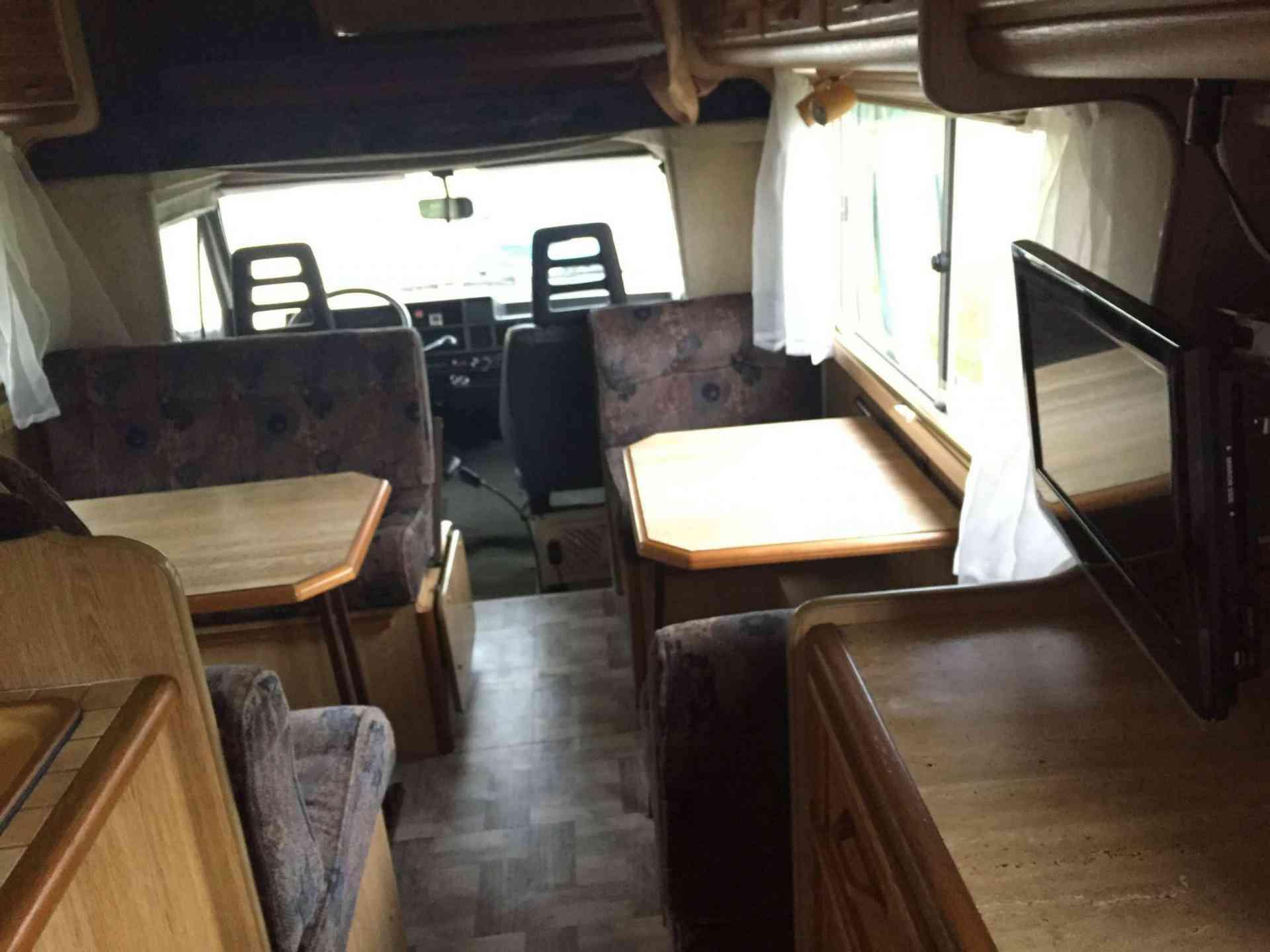 camping-car PILOTE R 550