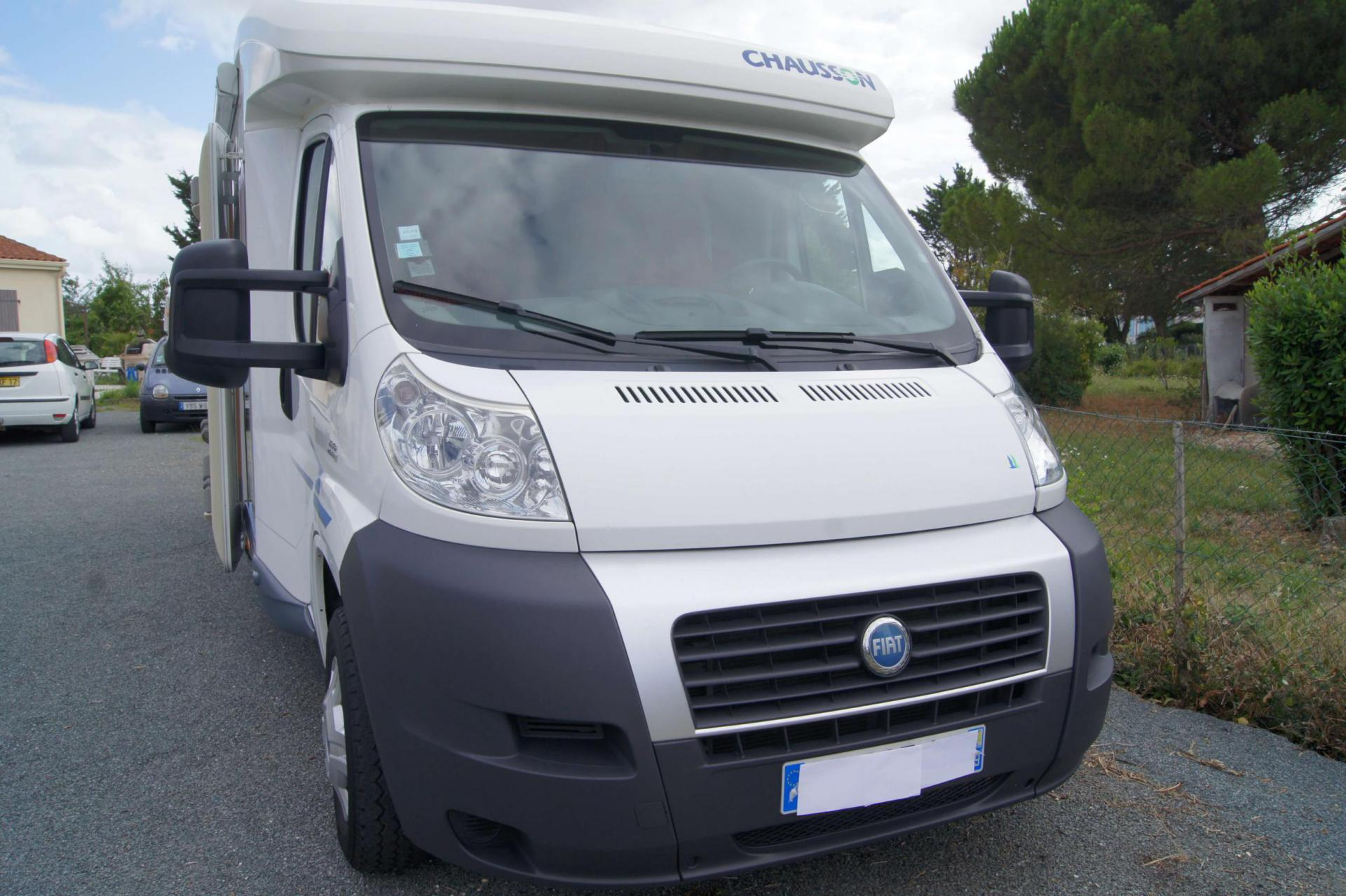 camping-car CHAUSSON FLASH 08 FIAT DUCATO