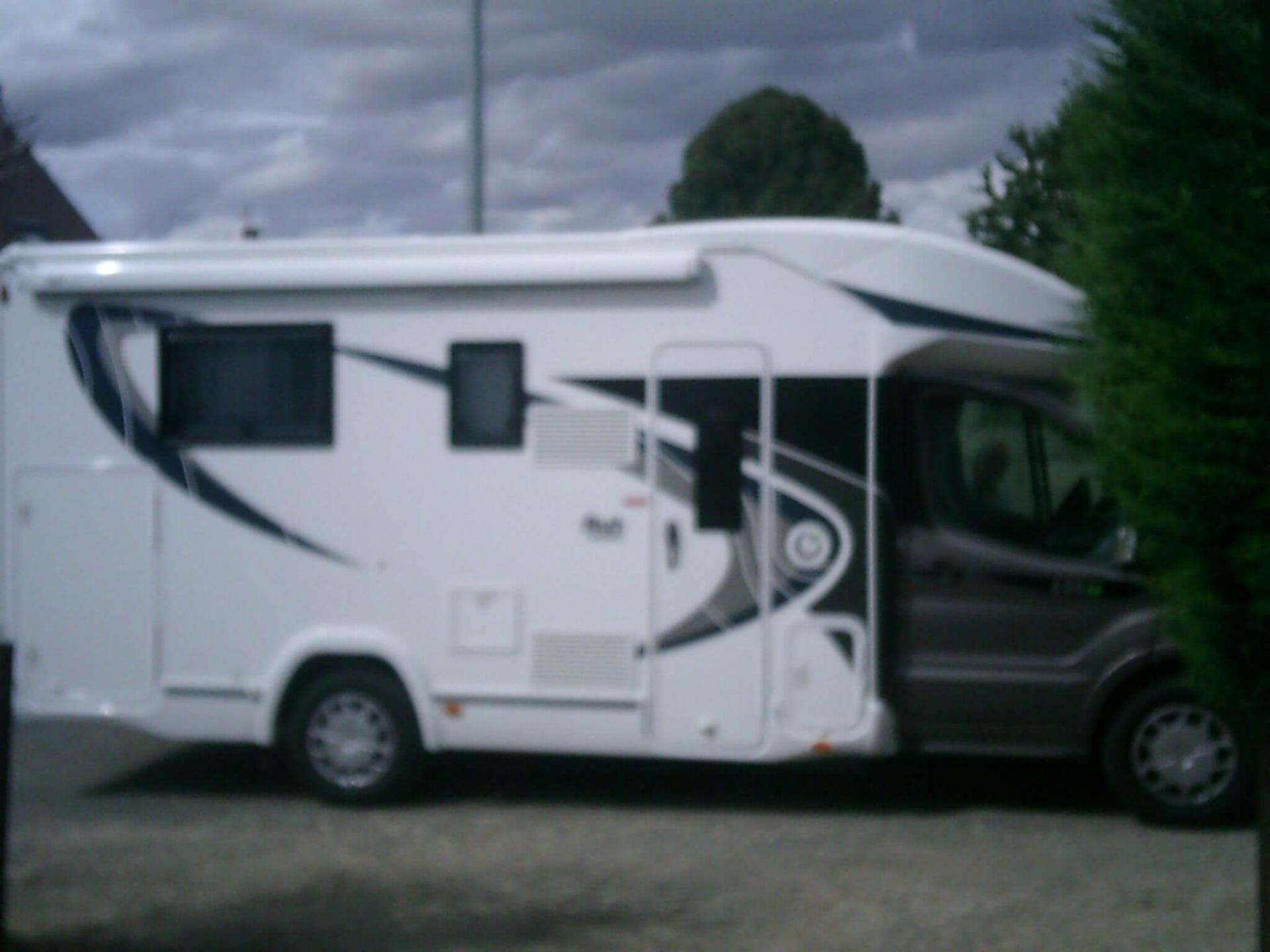 camping-car CHAUSSON FLASH 628 EB