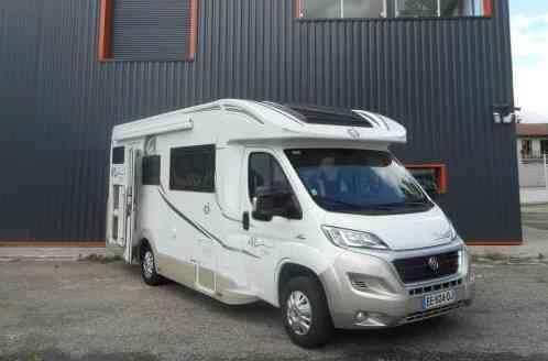 camping-car CI MAGIS 74 XT