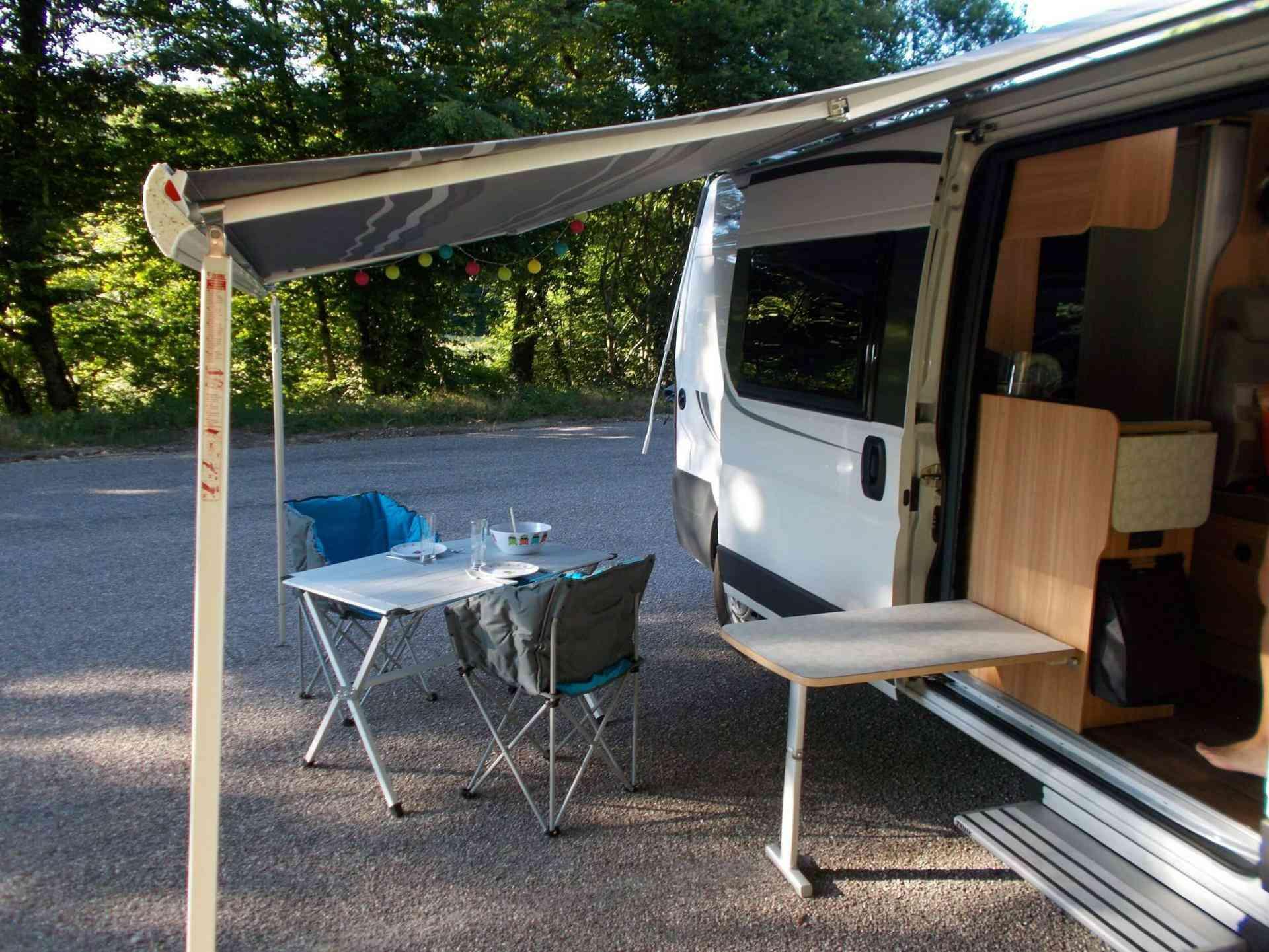 camping-car POSSL 2 WIN R 25 JAHRE