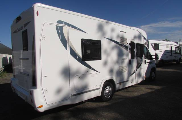 camping-car CHAUSSON WELCOME 737