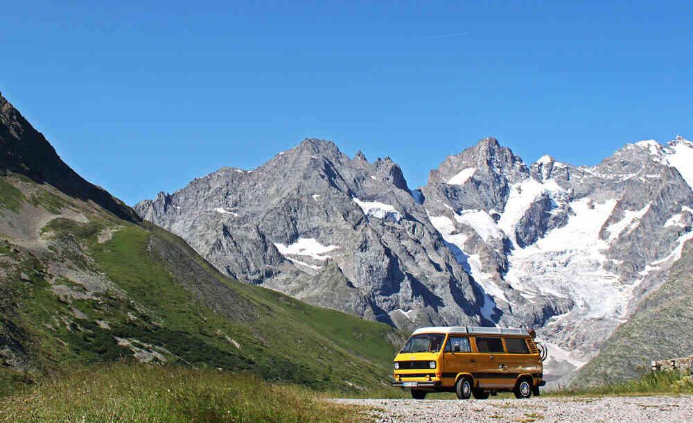 camping-car VOLKSWAGEN WESTFALIA COMBI T3
